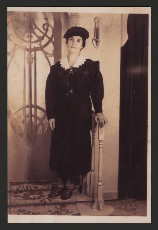 Basilisa Herrera, 1920s