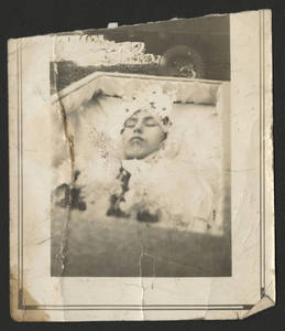 Florence Martinez laid to rest, 1936