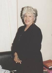 Photograph of Maria Aguilera