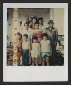 Migrant worker family, Mason City