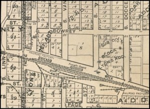 Iowa City railroad stockyards 1917.jpg