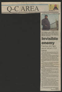 """""""Invisible Enemy"""""""
