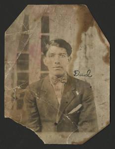 Basilisa and Primitivo Herrera photographs, 1920's-1930's?