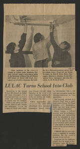 LULAC Turns School Into Club