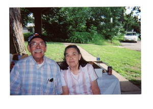 Lucy and Henry Vargas, Davenport, 2005.